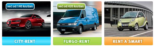 Auto Benussi D O O City Rent Rent A Car