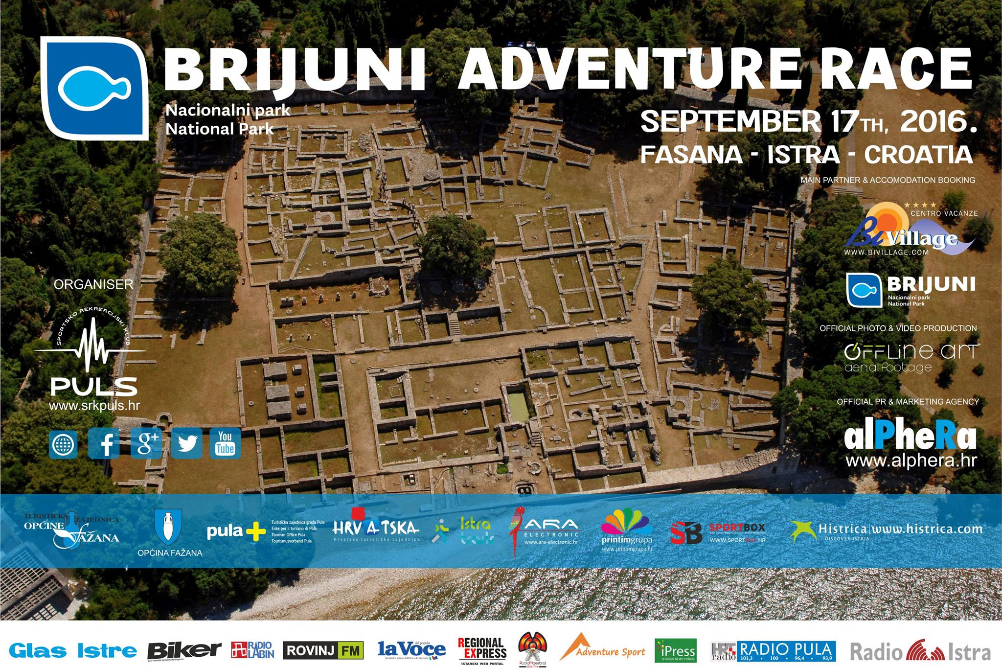 Brijuni adventure Race